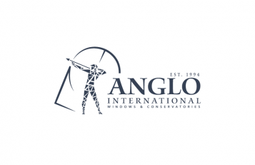 Anglo International Logo Design
