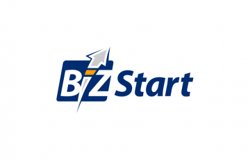 Biz Start Logo Design