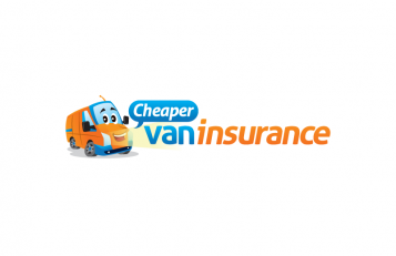 Cheaper Van Insurance Logo Design