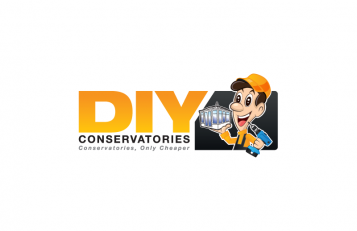 DIY Conservatories Logo Design