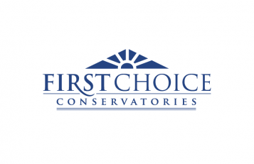 First Choice Conservatories Logo Design
