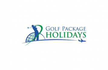 Golf Package Holidays Logo Design