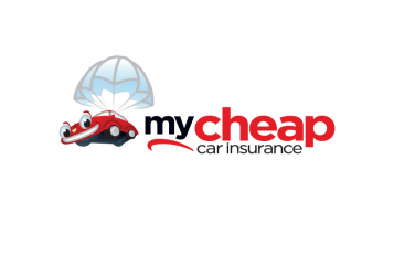 My Cheap Car Insurance Logo Design