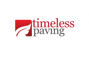 Timeless Paving Logo Design
