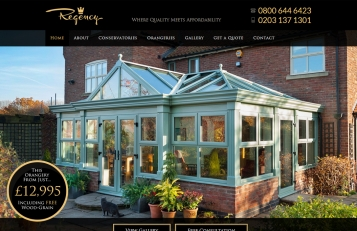 Regency Conservatories