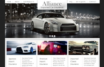 Alliance Import Car Insurance